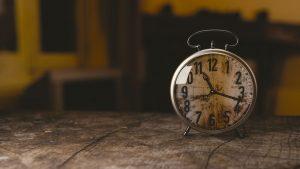 Il faut réussir à relativiser en comprennat que chaque chose se fera en son temps.